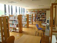 Photo bibliothèque HSE AUCH