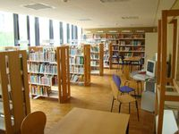 Photo bibliothèque HSE AUCH